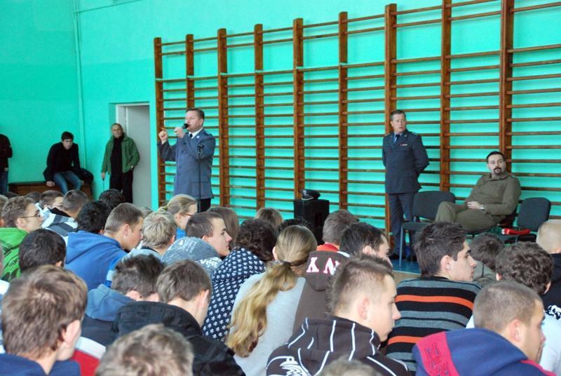 Fot. Zespół Szkół Budowlanych w Jaśle
