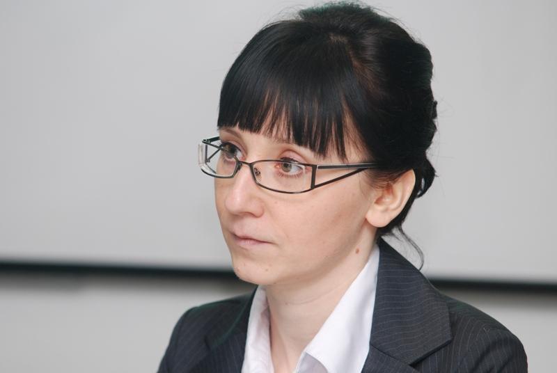 Małgorzata Kaput, kierownik Projektu. Fot. Damian Palar / terazJaslo.pl