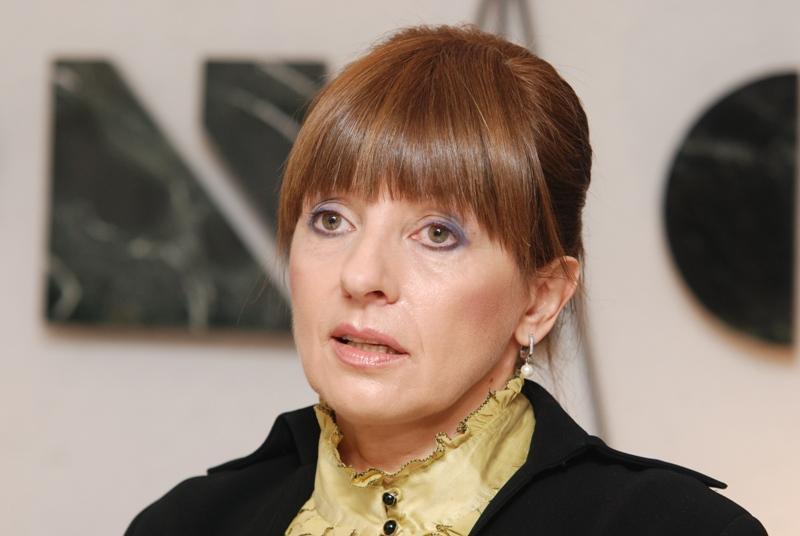 Magdalena Dorota Lignar, kierownik MOPS. Fot. Damian Palar / terazJaslo.pl