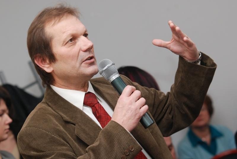 Tadeusz Baniak, dyrektor MOSiR. Fot. Damian Palar / terazJaslo.pl