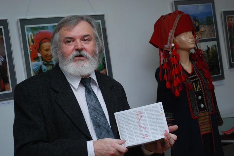 Alfred Sepioł, dyrektor Muzeum Regionalnego. Fot. Damian Palar / terazJaslo.pl