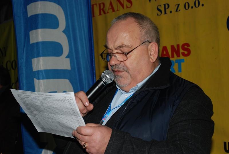 Józef Biernacki, prezes JKMiRD. Fot. Damian Palar / terazJaslo.pl