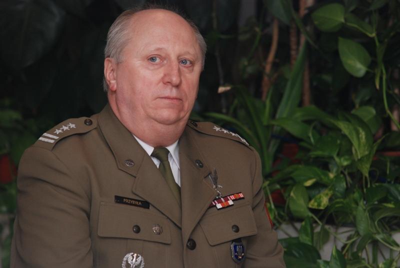 ppłk Witold Przybyła, szef WSzW w Rzeszowie. Fot. Damian Palar / terazJaslo.pl