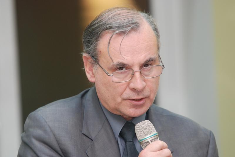 Jerzy Grela, dyrektor RZGW w Krakowie. Fot. Damian Palar / terazJaslo.pl