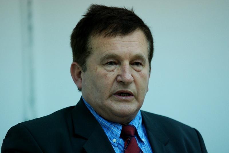 Stanisław Kurowski. Fot. Damian Palar / terazJaslo.pl