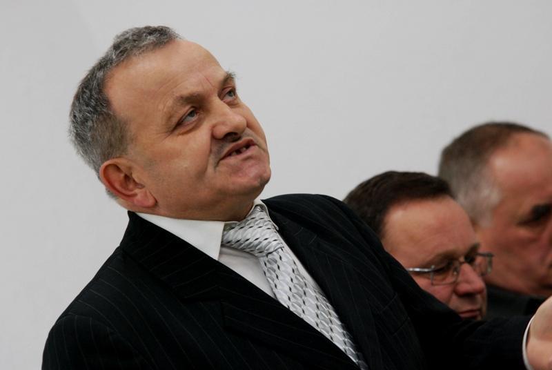 Ryszard Papciak. Fot. Damian Palar / terazJaslo.pl