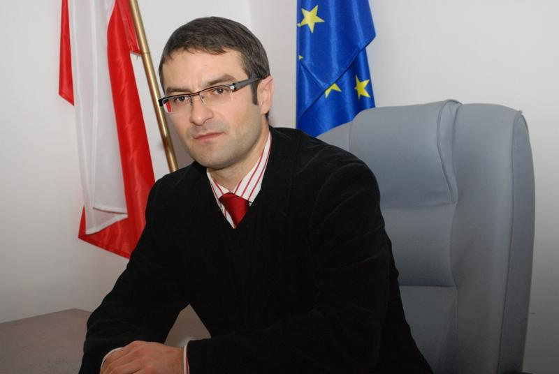 Tomasz Poręba, europarlamentarzysta PiS. Fot. Damian Palar / terazJaslo.pl