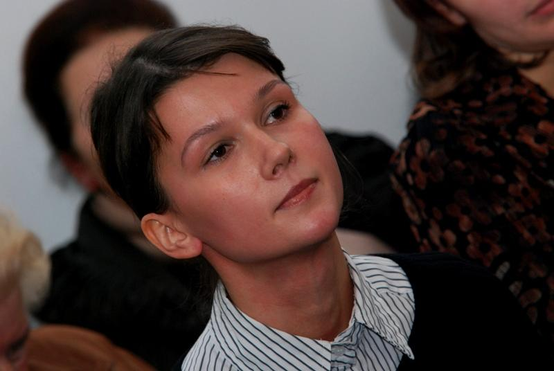 Magdalena Rozbrój. Fot. Damian Palar / terazJaslo.pl