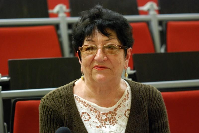 Irena Becla. Fot. Daniel Baron / terazJaslo.pl