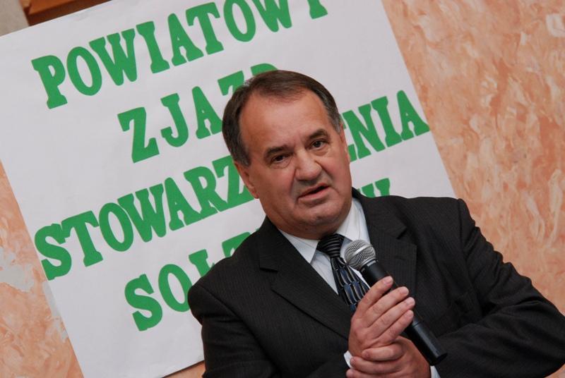 Stanisław Zając. Fot. Damian Palar / terazJaslo.pl