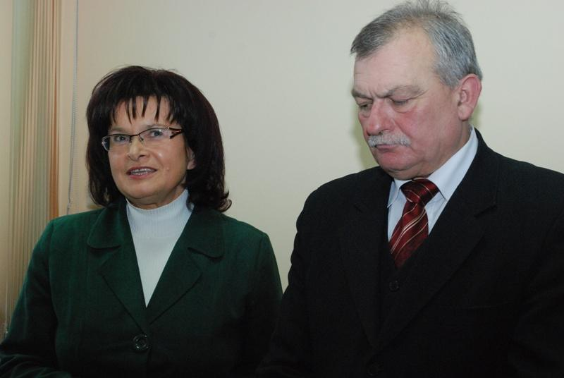 Kurowska i Dybaś. Fot. Damian Palar / terazJaslo.pl