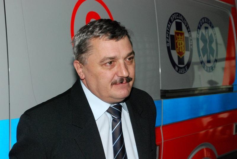 Zbigniew Betlej. Fot. Damian Palar / terazJaslo.pl