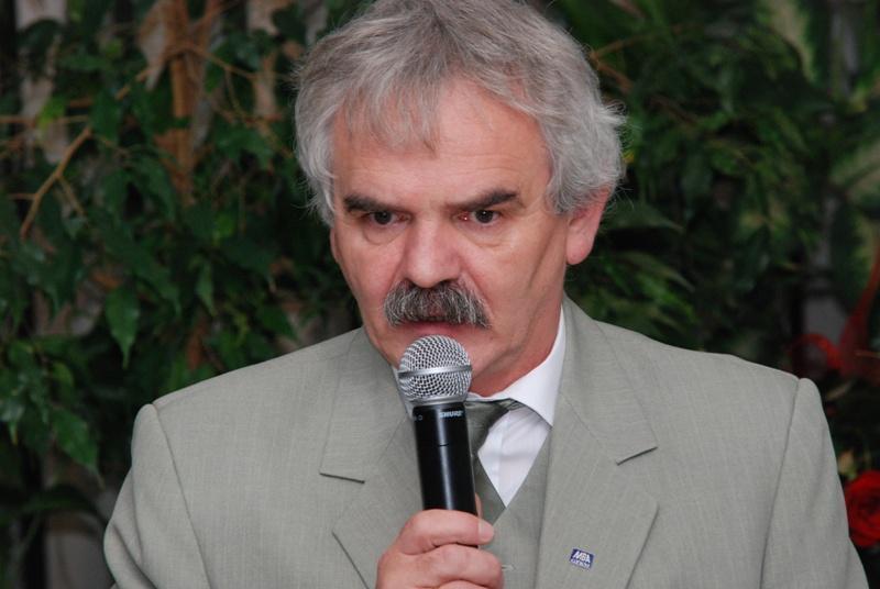 Janusz Przetacznik, prezes JSM. Fot. Damian Palar / terazJaslo.pl