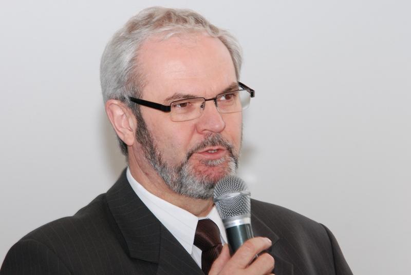 Ryszard Pabian, wiceburmistrz Jasła. Fot. Damian Palar / terazJaslo.pl