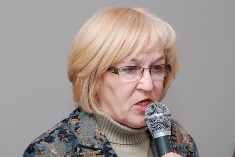 Bogusława Wójcik, przewodnicząca MKRPA. Fot. Damian Palar / terazJaslo.pl