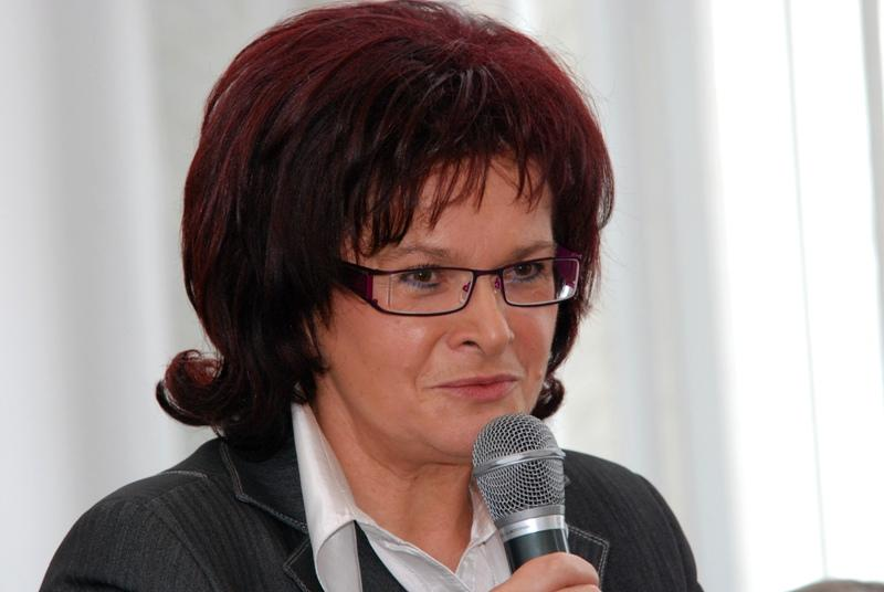 Maria Kurowska, burmistrz Jasła. Fot. terazJaslo.pl / Damian Palar