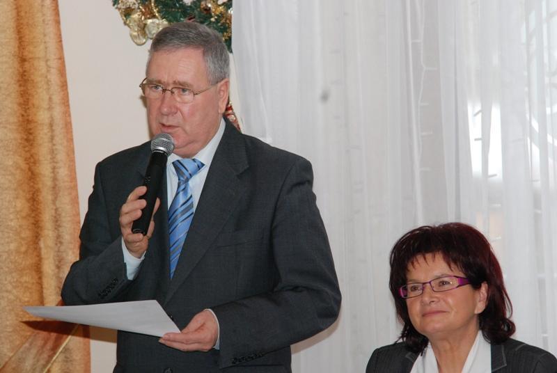 Stanisław Pankiewicz, przewodniczący ZGDW. Fot. terazJaslo.pl / Damian Palar