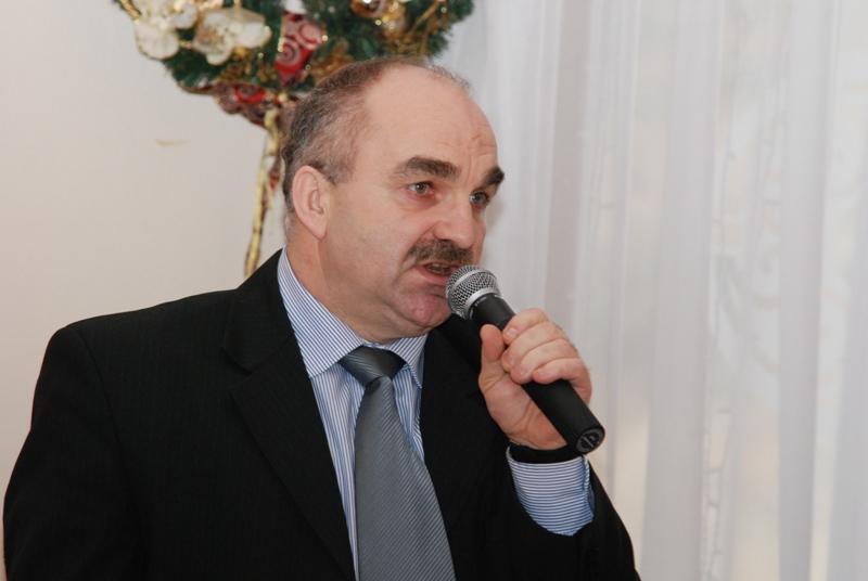 Stanisław Sławniak. Fot. terazJaslo.pl / Damian Palar