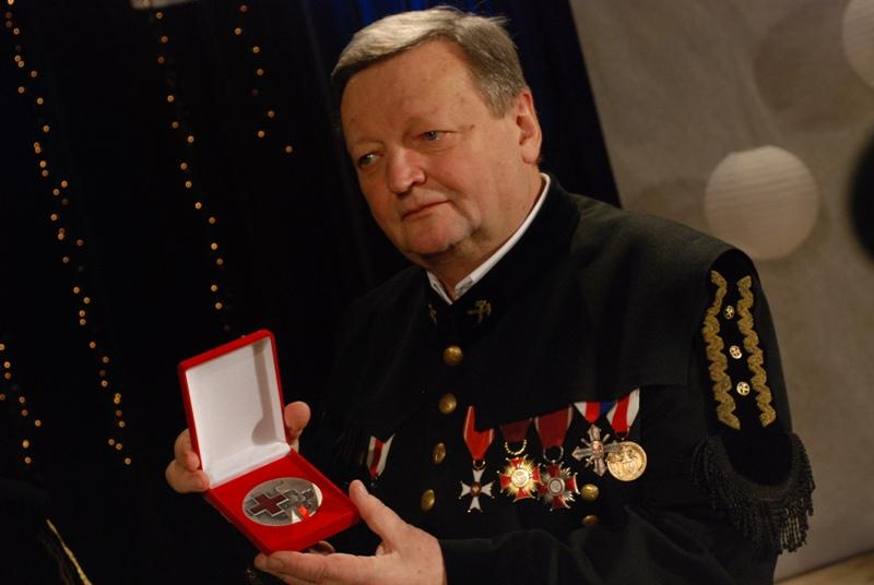 Jan Kruczak, prezes PNiG Jasło. Fot. Damian Palar / terazJaslo.pl