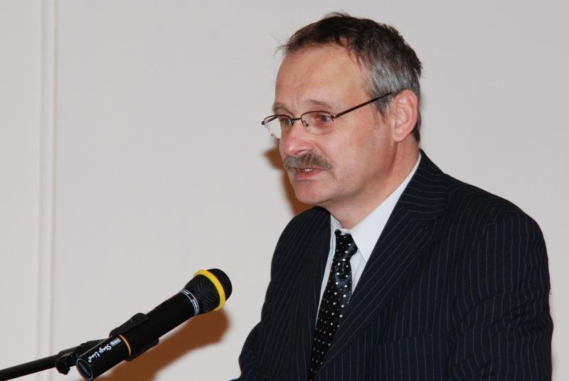 Bogdan Idzik. Fot. Damian Palar / terazJaslo.pl