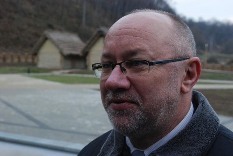 Jan Gancarski. Fot. Damian Palar / terazJaslo.pl