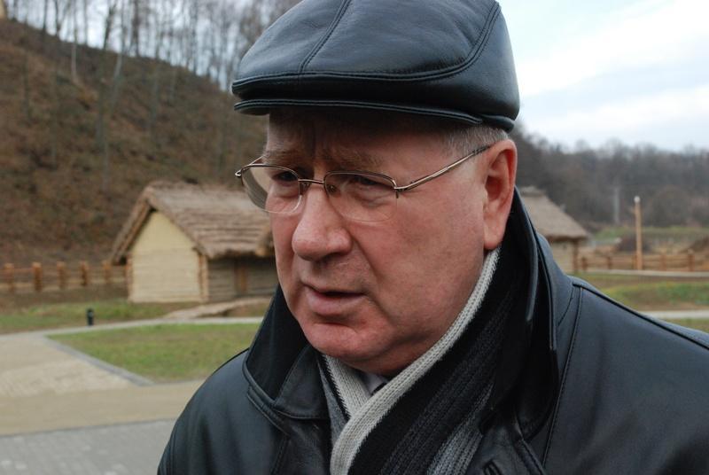Stanisław Pankiewicz. Fot. Damian Palar / terazJaslo.pl
