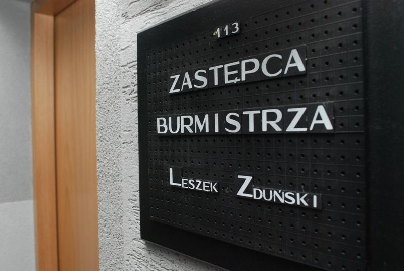 Leszek Zduński odwołany. Fot. terazJaslo.pl / Damian Palar
