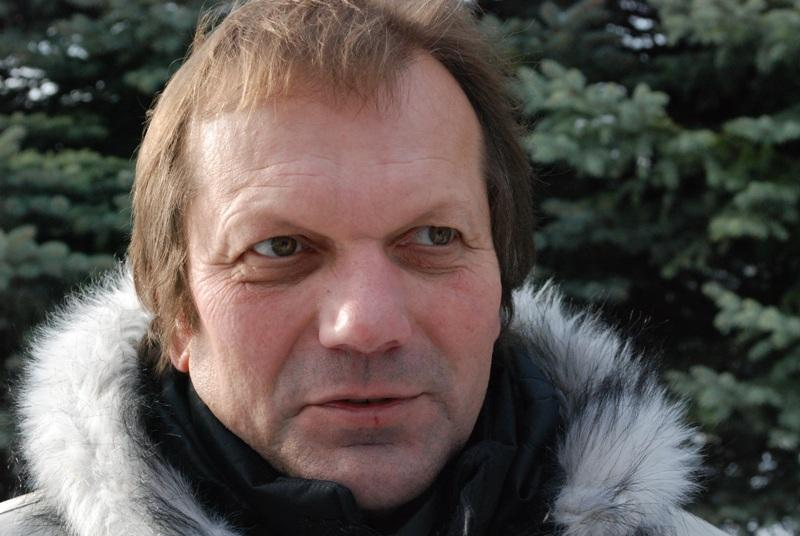 Tadeusz Baniak, dyrektor MOSiR. Fot. terazJaslo.pl / Daniel Baron