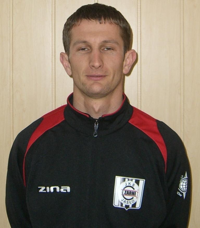 Grzegorz Munia, zwycięzca plebiscytu. Fot. www.czarniJaslo.pl