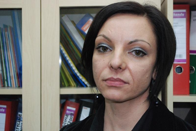 Aneta Golowska. Fot. terazJaslo.pl / Daniel Baron