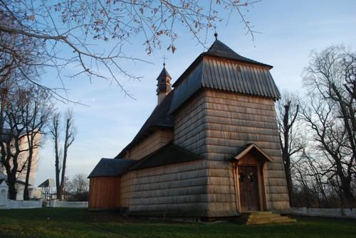 Kościół w Osieku Jasielskim