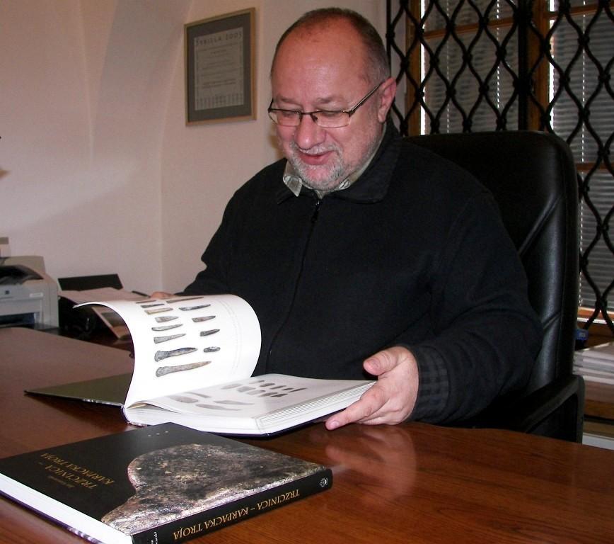 Jan Gancarski. Fot. Muzeum Podkarpackie w Krośnie