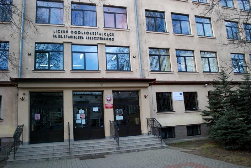 Budynek I LO w Jaśle. Fot. terazJaslo.pl / Damian Palar