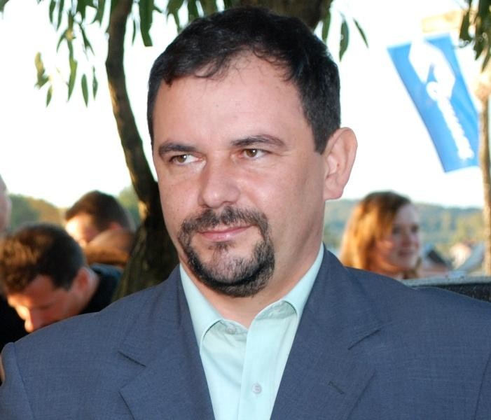 Roman Kościow. Fot. terazJaslo.pl / Damian Palar