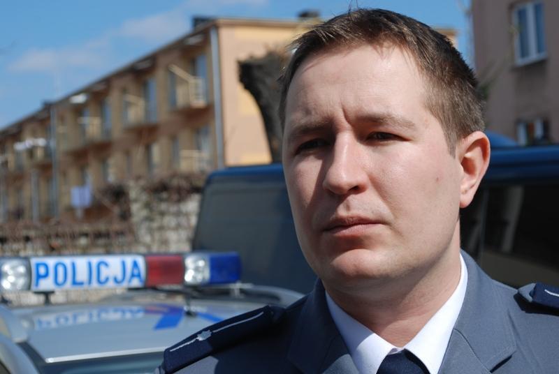 Łukasz Gliwa. Fot. terazJaslo.pl / Daniel Baron