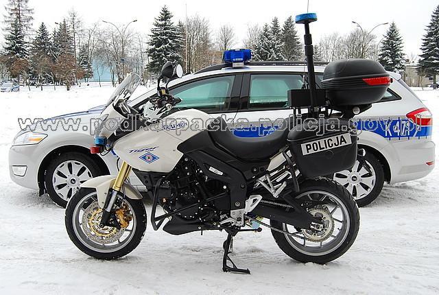 Nowe pojazdy podkarpackiej Policji. Fot. KWP w Rzeszowie