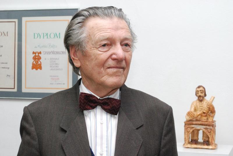 Karol Brej. Fot. terazJaslo.pl / Damian Palar