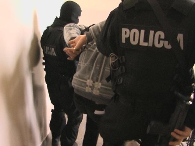 Zabójcy zatrzymani. Fot. materiały operacyjne Policji