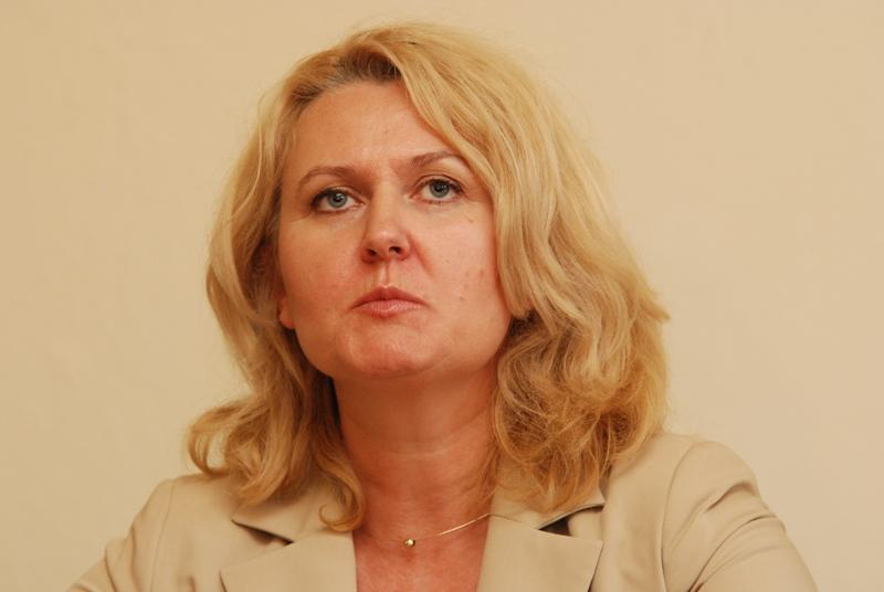 Elżbieta Łukacijewska. Fot. terazJaslo.pl / Damian Palar