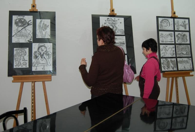 Wystawa w JDK. Fot. Jasielski Dom Kultury