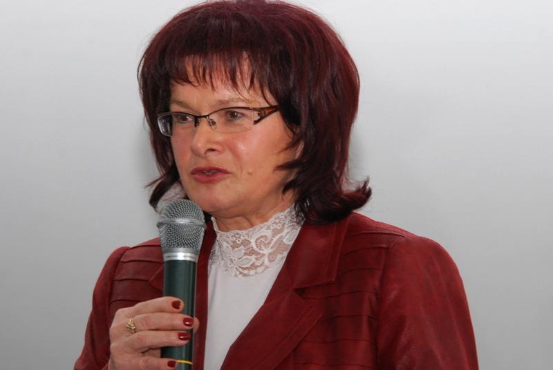 Maria Kurowska. Fot. terazJaslo.pl / Damian Palar