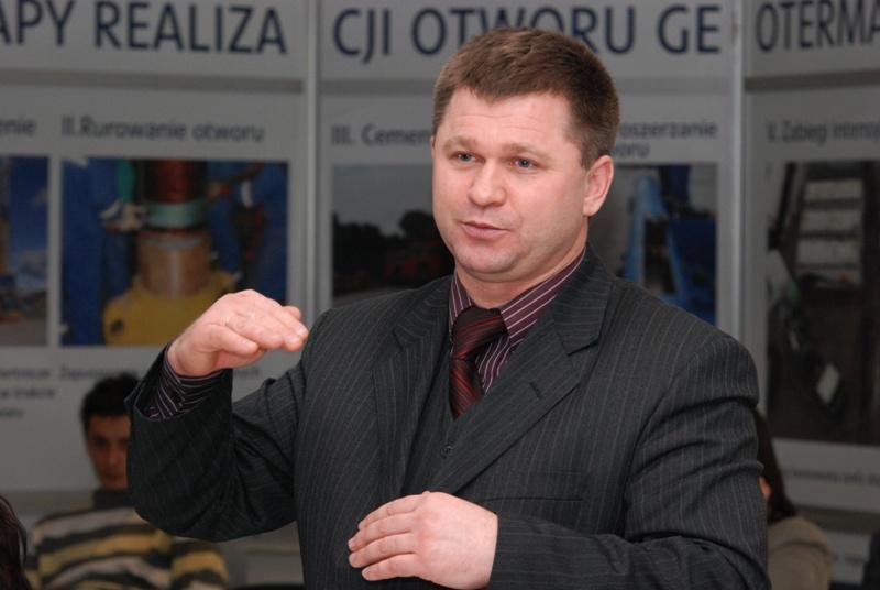 Adam Kmiecik. Fot. terazJaslo.pl / Damian Palar