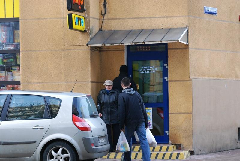 Kolektura LOTTO. Fot. terazJaslo.pl / Daniel Baron