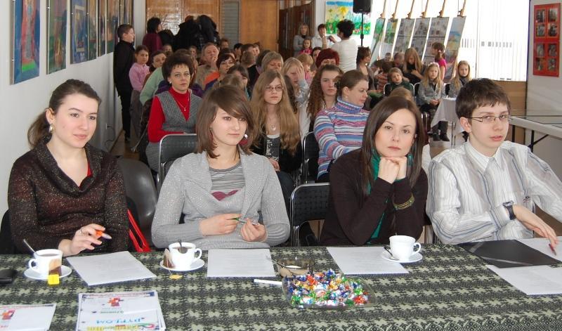 Konkurs piosenki w JDK. Fot. Jasielski Dom Kultury