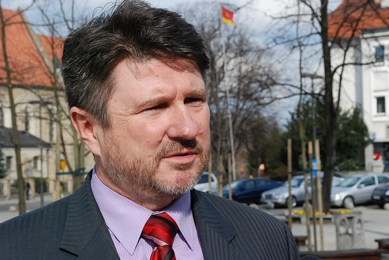 Bogdan Rzońca. Fot. terazJaslo.pl / Daniel Baron