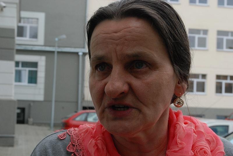 Agnieszka Szczerba. Fot. terazJaslo.pl / Daniel Baron