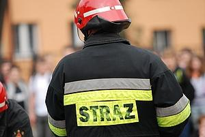 STRAŻ POŻARNA. Fot. terazJaslo.pl / Damian Palar