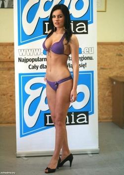 Olga Lackosz. Fot. www.echodnia.eu