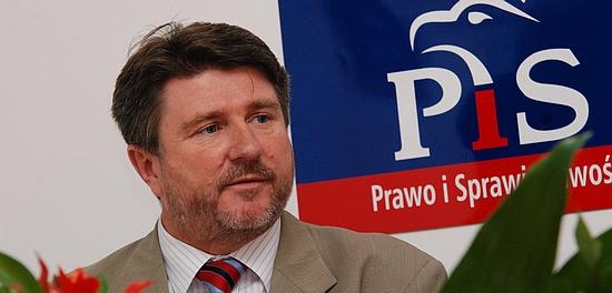 Bogdan Rzońca. Fot. terazJaslo.pl / Damian Palar