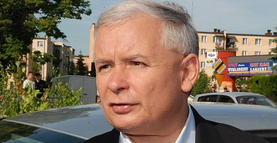 Jarosław Kaczyński. Fot. terazJaslo.pl / Damian Palar